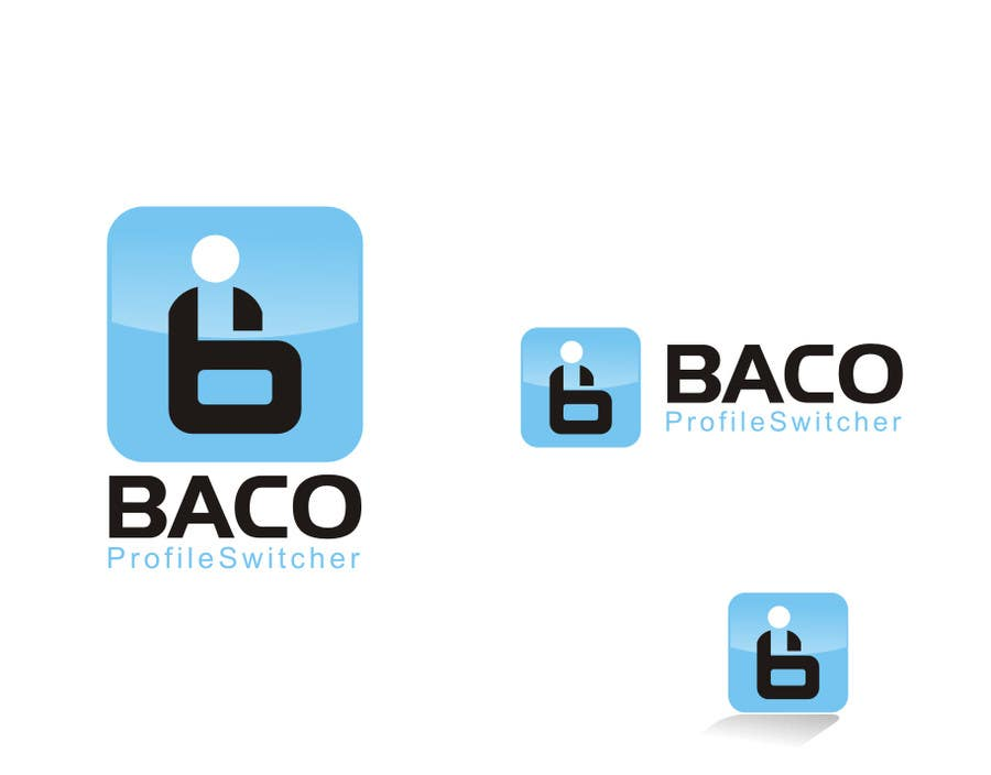 #13 for Design a logo of app: BACO ProfileSwitcher by Superiots