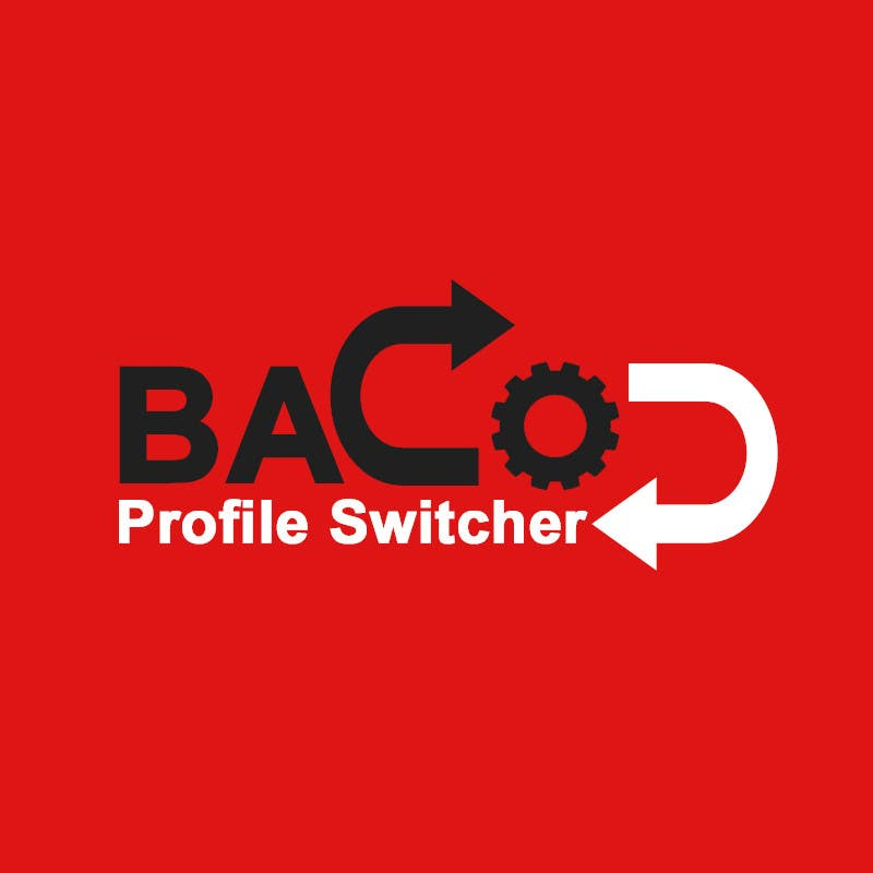 #1 for Design a logo of app: BACO ProfileSwitcher by carsonarias