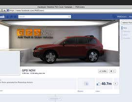 #5 for Design a Facebook coverpage for the website 800sold.co.tt and a Coverpage design for a GPS tracking business by samshams