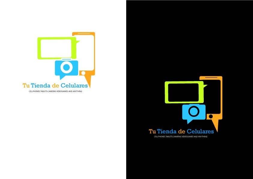 #43 for Logo design for Cellphones store by shobbypillai
