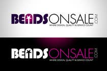Graphic Design Конкурсная работа №771 для Logo Design for beadsonsale.com