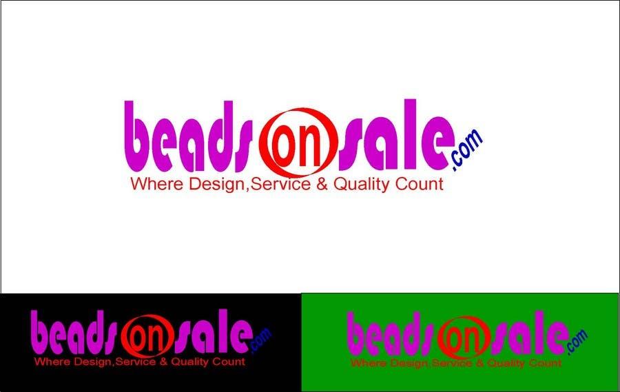 Конкурсная заявка №776 для Logo Design for beadsonsale.com