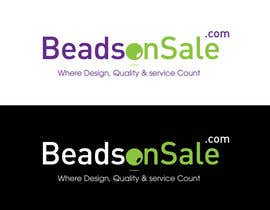 #397 for Logo Design for beadsonsale.com by bengarner84