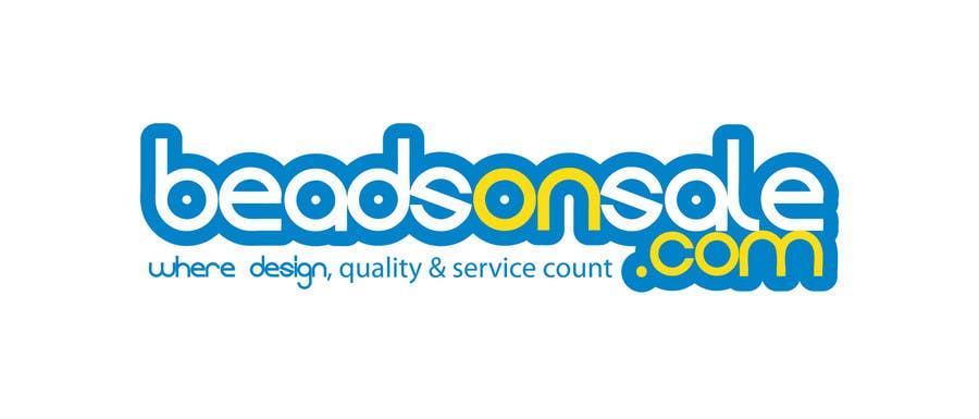Конкурсная заявка №633 для Logo Design for beadsonsale.com