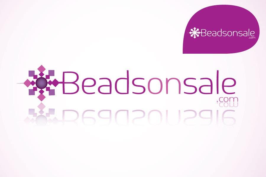 Конкурсная заявка №765 для Logo Design for beadsonsale.com