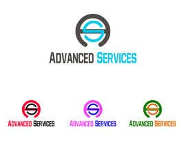 #43 for Design a Logo for Advanced Services LLC by jojohf