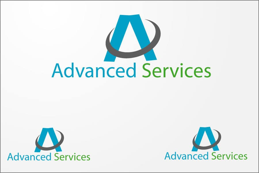 #23 for Design a Logo for Advanced Services LLC by Woow8
