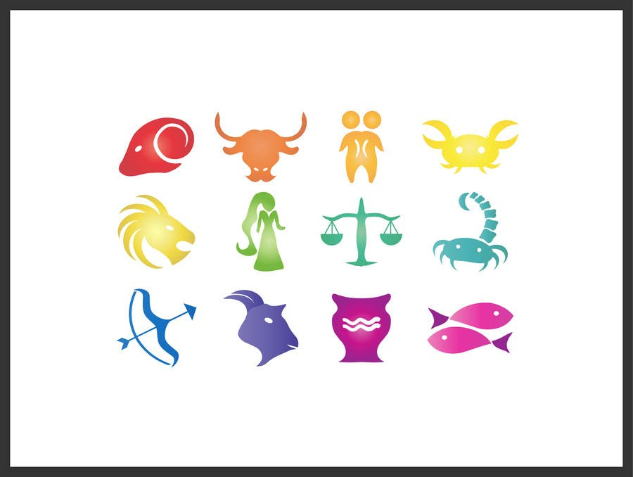 #2 for Horoscope signs vector illustration needed by mirceabaciu