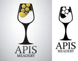 #6 pentru Graphic Design for 'Apis Meadery' de către notiqu