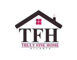 #106 for Design a Logo for Truly Fine Homes af kapadia552