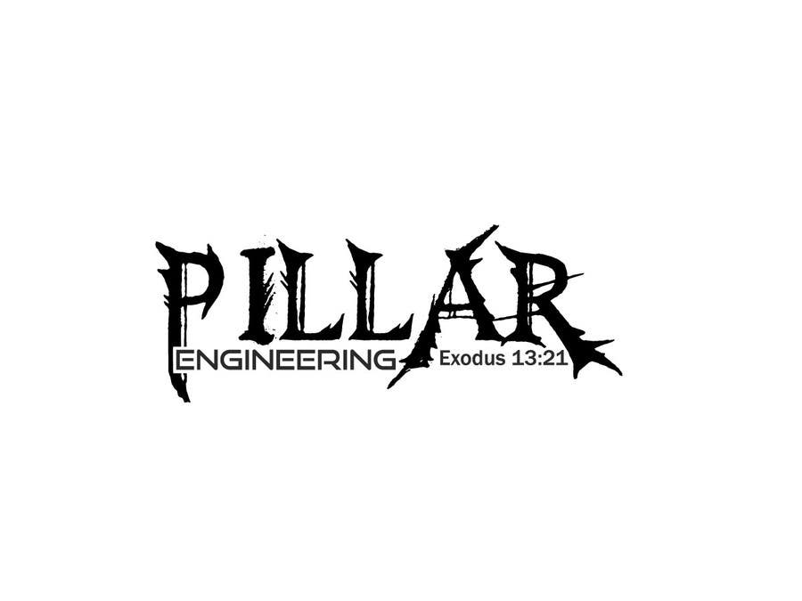 Entry 20 By Robinkhan872 For Pillar Eng Com Logo Asap