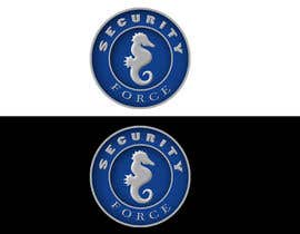 nº 185 pour Logo Design for Security Force par TheExpert999