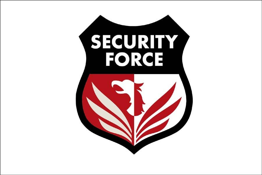 Entry 176 By Iakabir For Logo Design For Security Force
