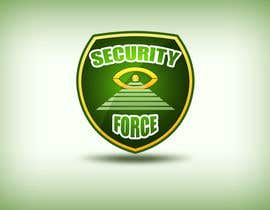nº 186 pour Logo Design for Security Force par creativeideas83