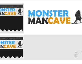 #7 for Design a Logo and Banner for MonsterManCave.com by iSynapps