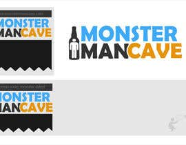 #8 for Design a Logo and Banner for MonsterManCave.com by iSynapps