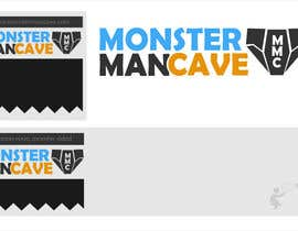 #9 for Design a Logo and Banner for MonsterManCave.com by iSynapps