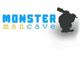#14 for Design a Logo and Banner for MonsterManCave.com af gfxyang