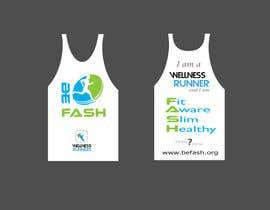 rra56100fe439f58 tarafından Design  Branding For A Running Vest için no 7