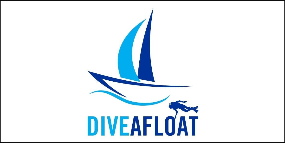 Bài tham dự cuộc thi #                                        53                                      cho                                         Logo Design for Diveafloat.