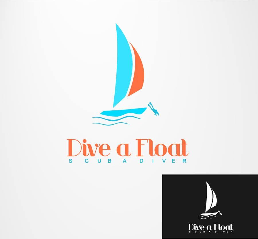 Bài tham dự cuộc thi #                                        50                                      cho                                         Logo Design for Diveafloat.