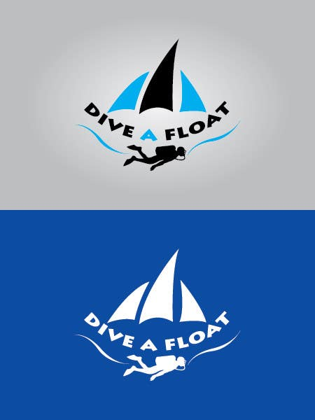 #42 for Logo Design for Diveafloat. by armando1976
