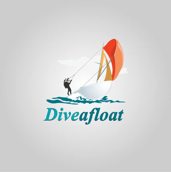 Bài tham dự cuộc thi #                                        26                                      cho                                         Logo Design for Diveafloat.