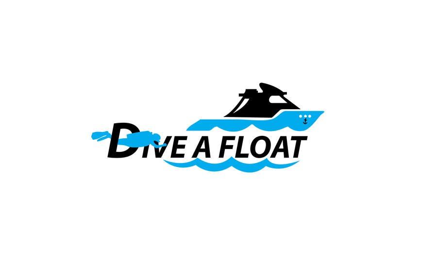 Bài tham dự cuộc thi #                                        52                                      cho                                         Logo Design for Diveafloat.