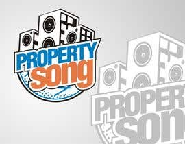 #383 for Logo Design for PropertySong.com or MyPropertySong.com af dyv