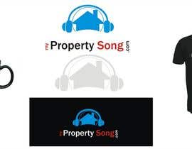 #479 for Logo Design for PropertySong.com or MyPropertySong.com af sharly001
