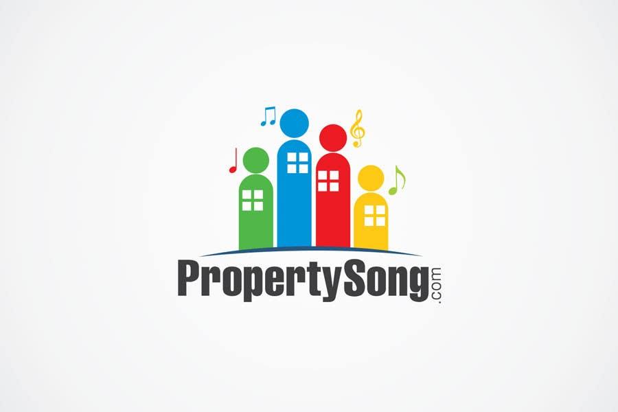 Contest Entry #                                        368                                      for                                         Logo Design for PropertySong.com or MyPropertySong.com