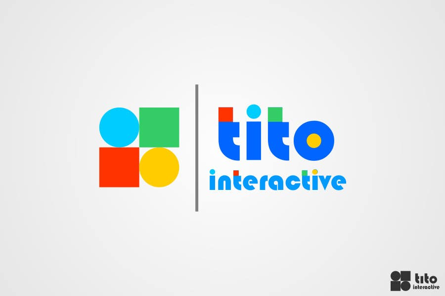 #7 for Design a Logo for TITO Interactive by ben2ty
