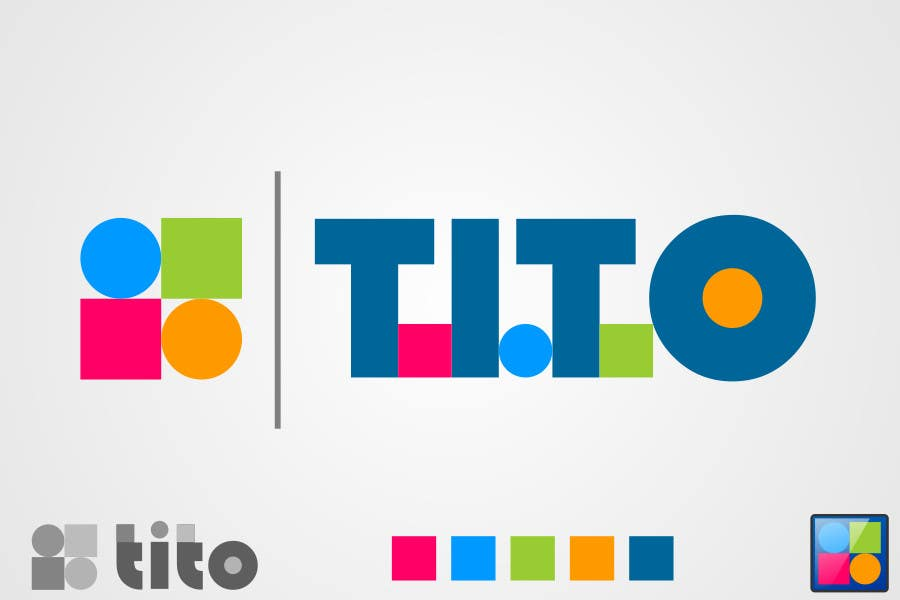 #26 for Design a Logo for TITO Interactive by ben2ty