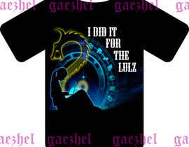 #9 for Design a geek style T-shirt af gaezhel