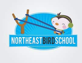 #6 для Logo Design for Northeast Bird School от marcoartdesign