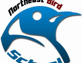 #36 для Logo Design for Northeast Bird School от stylishweb