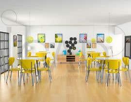 #8 untuk Interior Design - Store Concept - Perspectives oleh icadinfo