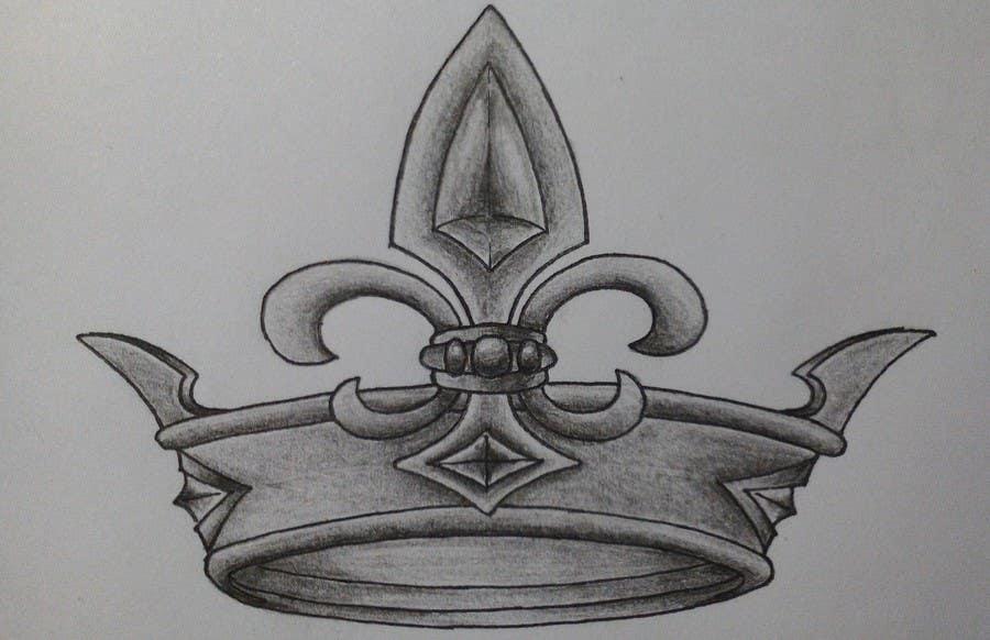 Entry 12 By Zneeke For Creative Shoulder Tattoo Design Of Fleur De