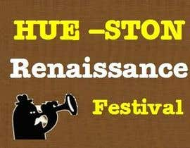#8 cho Design a Logo for The HUE-STON RENAISSANCE FESTIVAL bởi goran1998