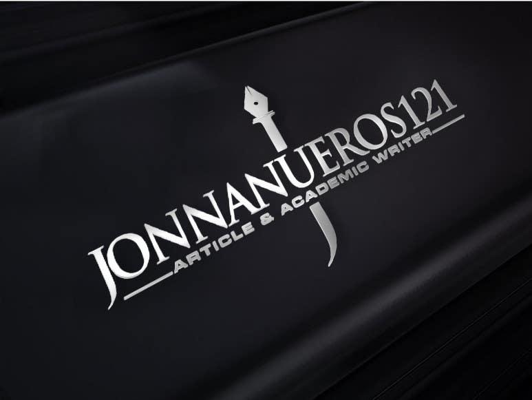 Inscrição nº 10 do Concurso para Design a Logo for JonnaNueros121