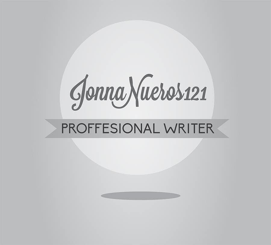 Inscrição nº 57 do Concurso para Design a Logo for JonnaNueros121