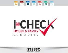 #28 para Design a Logo for a System for House & Family Security de stebso