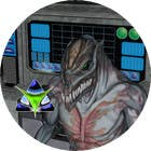Contest Entry #4 for Illustrate Something for Online Sci Fi Video Game - Alien 1 (Naplian)