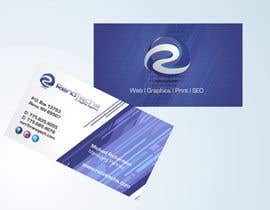 #35 for Design some Business Cards for BUSINESS CARD FOR NEW ONLINE MARKETING AGENCY af graphics15