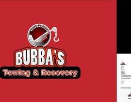 #1 para Towing Company Logo - BUBBA'S TOWING por ctate