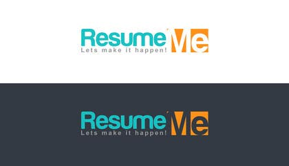 #112 for Logo and Business Card for Resume:Me by pkapil