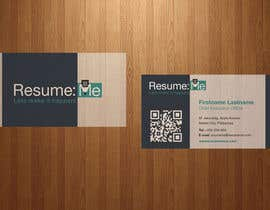 #151 untuk Logo and Business Card for Resume:Me oleh kdneel