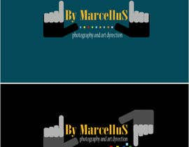 #58 cho design a logo for ByMarcellus photography and art direction bởi Debasish5555