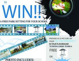 """Nro 5 kilpailuun Design a Corporate """"Photo  Competition"""" Flyer käyttäjältä sheilalagurin"""