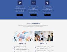 #28 para Newsletter design por Yogendranegi